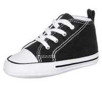 Chuck Taylor First Star High Sneaker schwarz