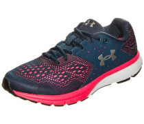 'Charged Rebel' Laufschuh navy / dunkelpink