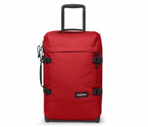 Double-Deck 2-Rollen Reisetasche 50 cm 'Authentic Collection Tranverz S 17' rot
