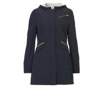 Jacke im modischen Stil nachtblau