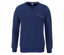 Sweatshirt 'style Athletics Crew FL' blau