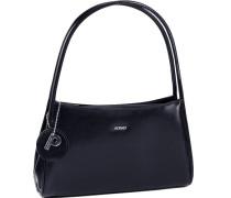 Berlin Handtasche Leder 31 cm blau