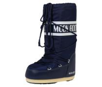 Snowboots 'Nylon' blau