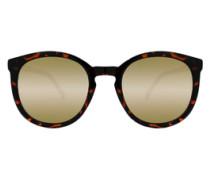 Sonnenbrille 'dixi' braun