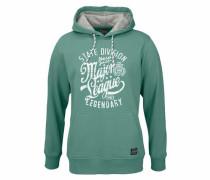 Kapuzensweatshirt smaragd