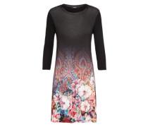 Kleid 'freya' mischfarben / schwarz