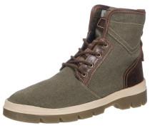 Stiefel & Stiefeletten 'Summer Boot' braun / oliv