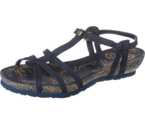 Sandaletten marine