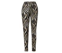 Leggings 'byisole Pants' schwarz