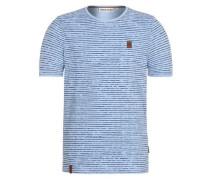 T-Shirt 'Hosenpuper Vii' blau