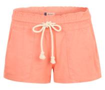 Shorts aus Leinen 'Oceanside' rosa