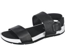 Sandalen 'Koleos' schwarz
