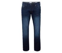 Jeans 'straight detail' blue denim