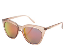 Sonnenbrille 'Halfmoon Magic' braun