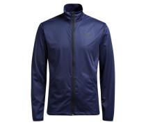 Praktische Softshell-Jacke blau