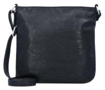 Handtasche 'Veda' schwarz