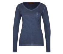 Shirt 'Voksani' blau