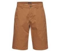 Shorts 'F chino short T' camel