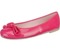 Ballerinas 'Ipnotic' mit Kordelschleife pink