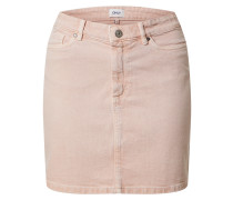 Rock 'onlrose A-Shape Color Skirt Pnt'