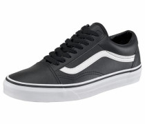 Sneaker 'Old Skool Leather U' schwarz