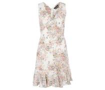 Sommerkleid mischfarben / weiß