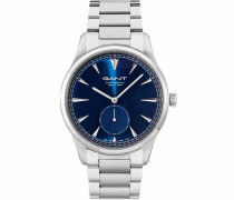Quarzuhr 'huntington W71008' navy / silber