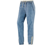 Joy Anti Fit Hose Damen blue denim
