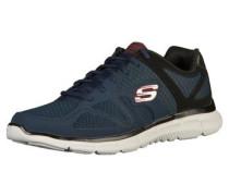 Sneaker blau / navy / rot / schwarz / weiß