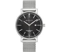 Armbanduhr »Nashville Gt006008« schwarz / silber