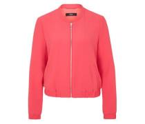Jacke im Blouson-Schnitt pink