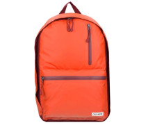 Rucksack 'All Star Rubber Backpack' 44 cm rot