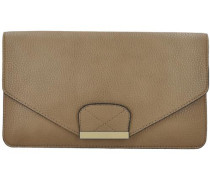 Faith Clutch 28 cm beige
