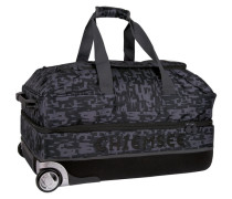 Premium Travel Bag Large 2-Rollen Reisetasche 80 cm grau