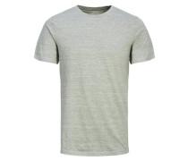 T-Shirt grünmeliert