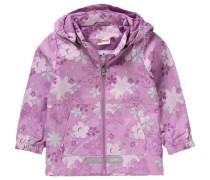 Baby Jacke 'Duplo' für Mädchen grau / pink
