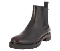 Boots 'Roxana' weinrot