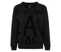 Sweater 'Valince' schwarz
