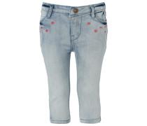 3/4-Jeans 'Joy' blau