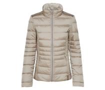 Outdoor-Jacke beige