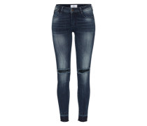 'power 3C' Skinny Jeans blau
