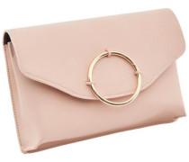 Detaillierte Clutch pink