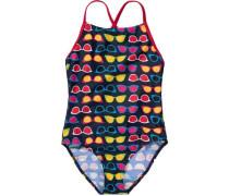 Kinder Badeanzug Sunglasses mischfarben