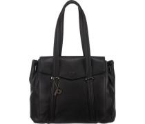 Pleasure Handtasche schwarz