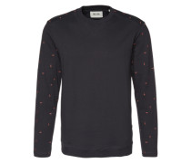 'fulton Crew Neck' Sweater blau