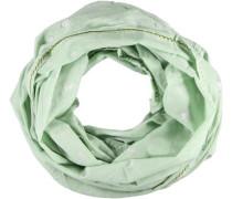 Baumwoll-Loop grün / pastellgrün / hellgrün