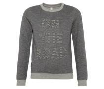 Sweatshirt 'sweat Shirt' graumeliert