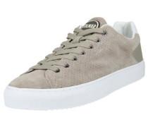 Sneaker Bradbury Hype taupe / weiß