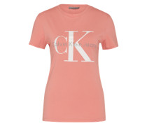 T-Shirt 'shrunken' rosé