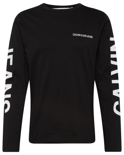 Shirt 'institutional Back Print LS Reg'
